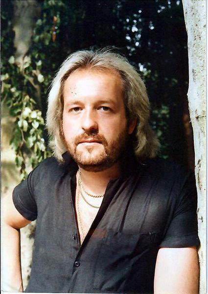 John Belham-Payne in the 1980s